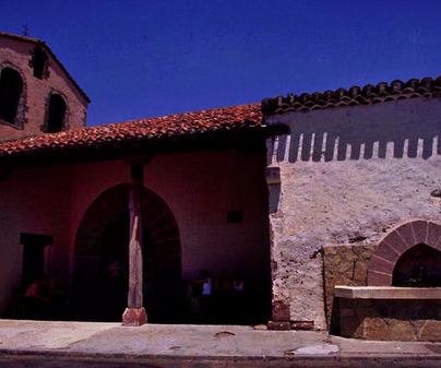 Iglesia de Valdemeca