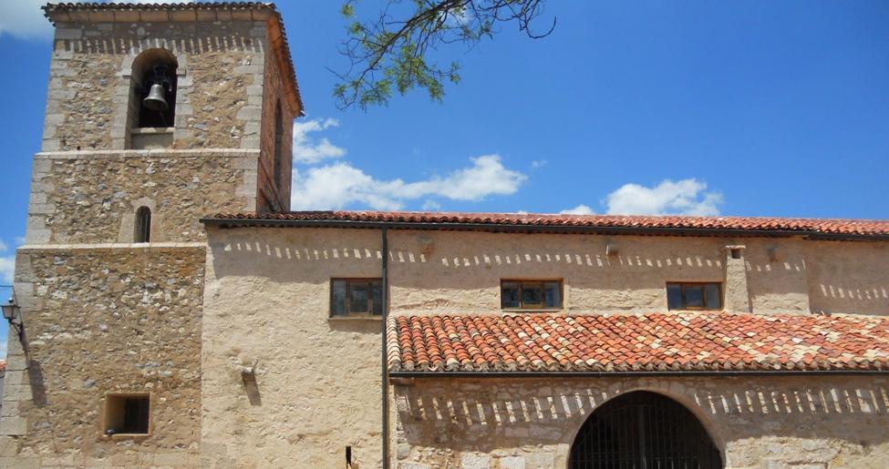 Iglesia de Nuestra Señora del Sagrario en Las Majadas