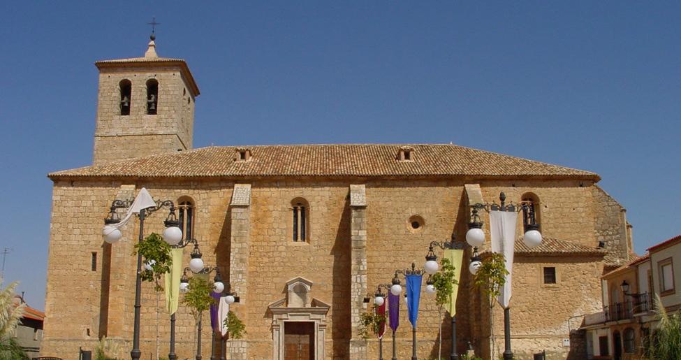 Iglesia gótico-renacentista de Nuestra Señora de la Asunción