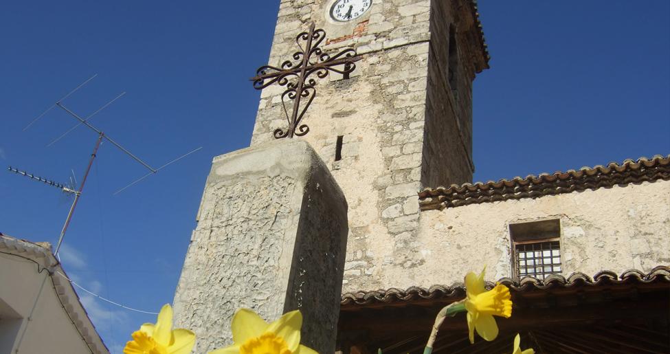Iglesia parroquial de San Martín Obispo en Fuertescusa