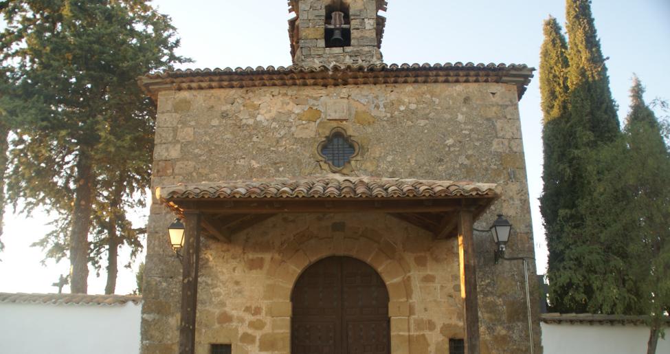 Iglesia románica de San Andrés, en La Frontera