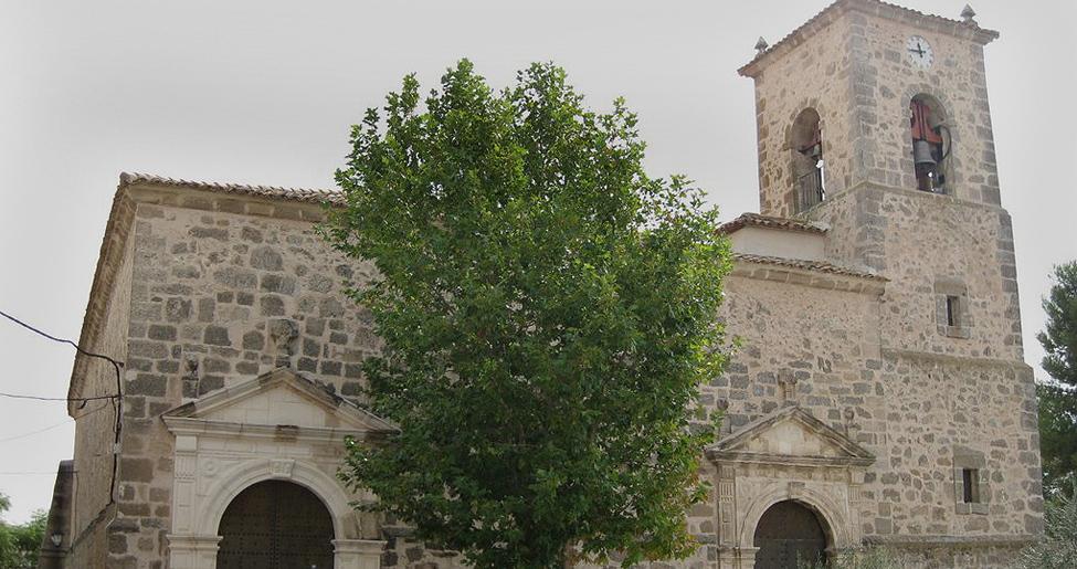 Iglesia de Nuestra Señora de la Asunción en Castejón