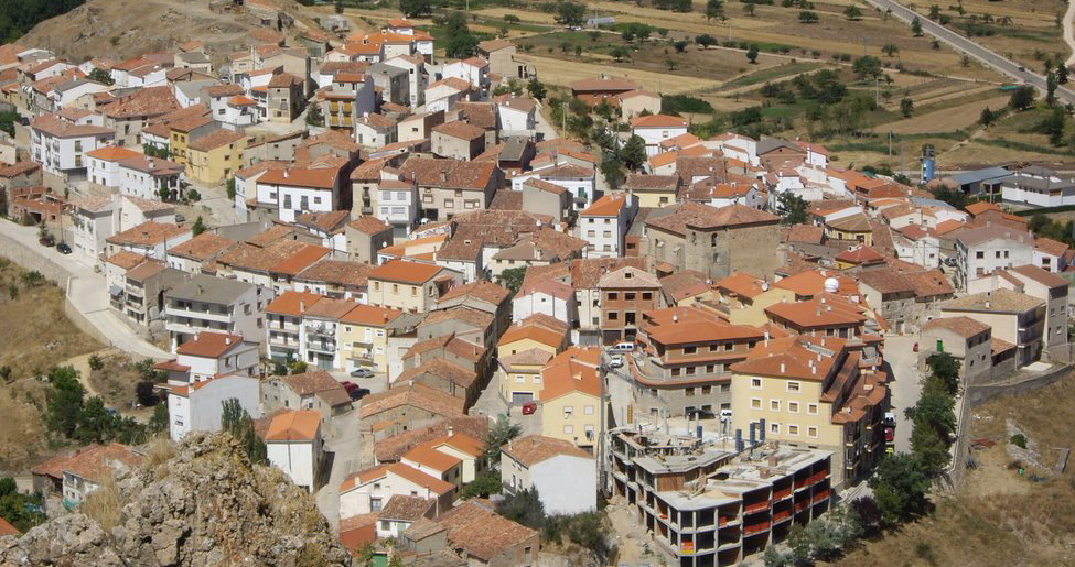 Conjunto urbano de Salvacañete
