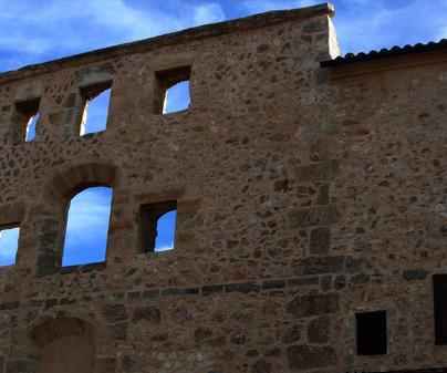 Palacio-casa del Gallo en Villarejo de las Fuentes