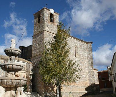 Iglesia de la Santa Cruz de Almendros