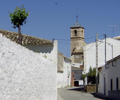 Iglesia de la Asunción de Osa de la Vega