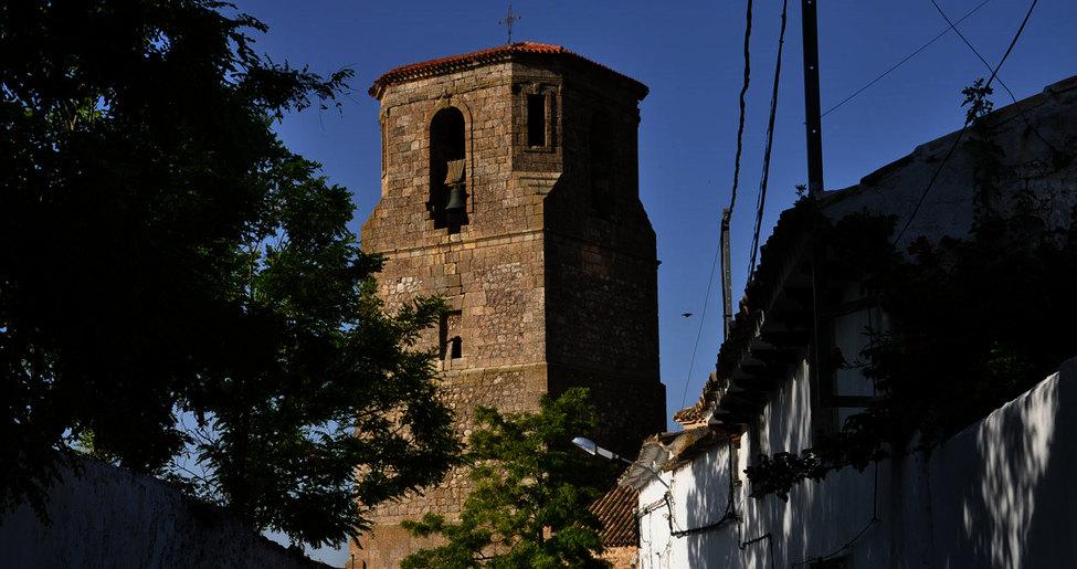 Iglesia de la Asunción en Montalbanejo