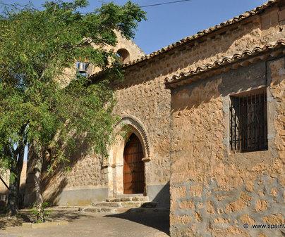 Iglesia de San Lorenzo en Mota de Altarejos
