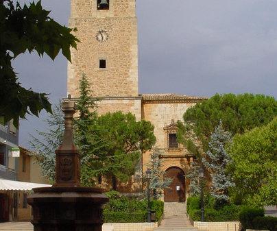 Iglesia de San Marcos en Quintanar del Rey