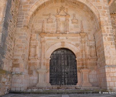 Iglesia parroquial de Atalaya de Cañavate