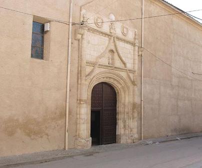 Iglesia parroquial de Barajas de Melo
