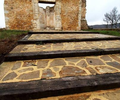 Iglesia románica de Fresneda de Altarejos