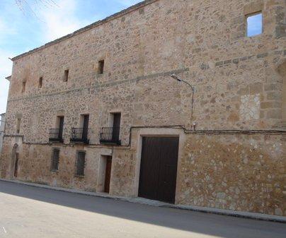 Palacio-casa del Gallo en Villarejo de Fuentes