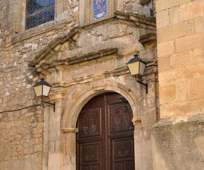 San Lorenzo de la Parrilla