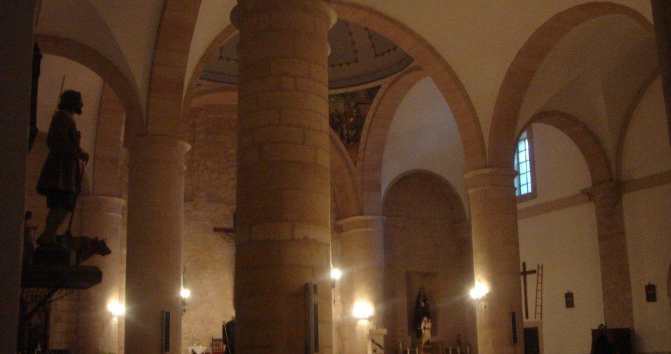 Alcázar del Rey y su Iglesia de Santo Domingo de Silos