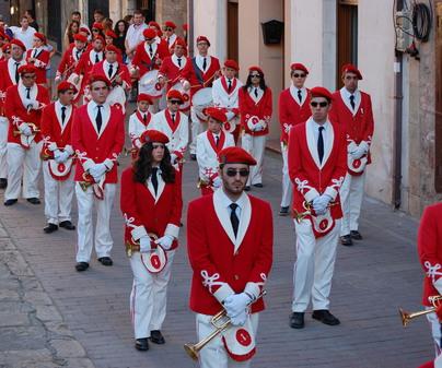 Fiesta de Nuestra Señora del Carmen de Molina de Aragón