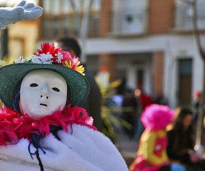 Carnavales de Miguelturra /<b>Millán Gómez</b>