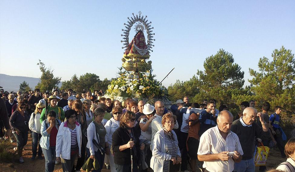 Septenario de la Virgen de Tejeda de Moya