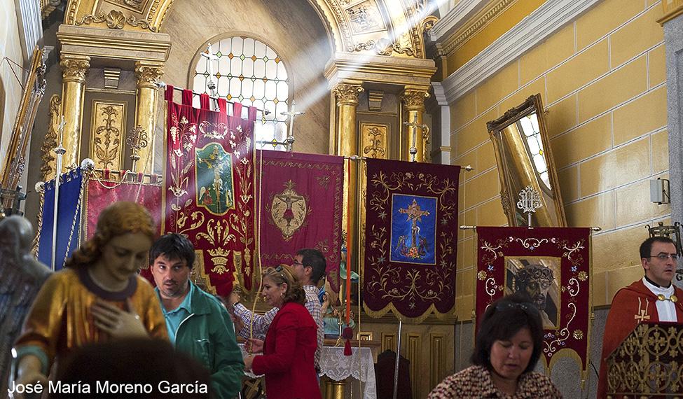 Procesión del Santísimo de la Sala de Bargas