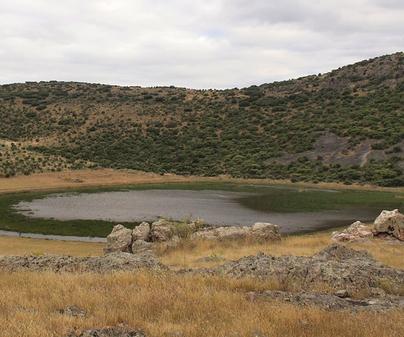 Monumento Natural Maar de Hoya de Cervera