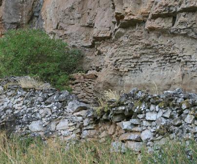Arte rupestre - Paleolítico Anguita