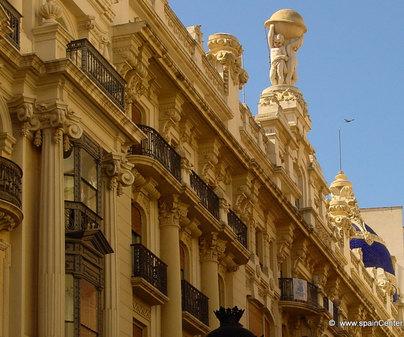 Albacete, Calle Ancha