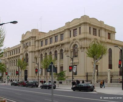 Albacete, Instituto Bachiller Sabuco