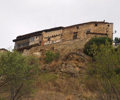 Algarra y su conjunto urbano
