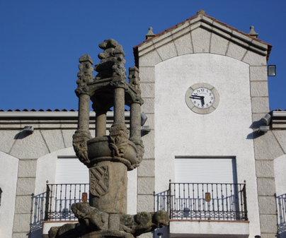 Castillo de Bayuela