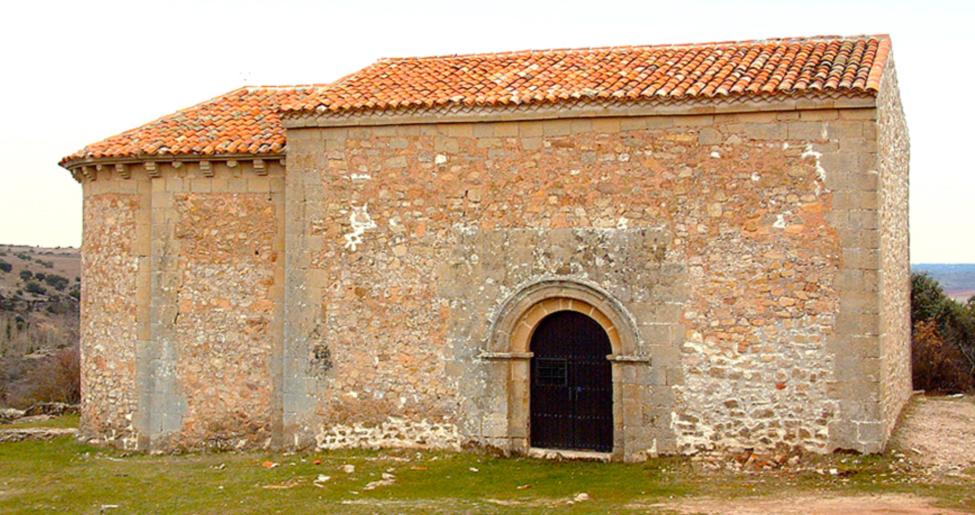 Iglesia de San Antonio en Villaverde del Ducado