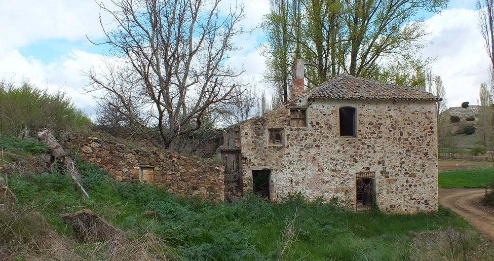 Molino - Torre de Juan Abad