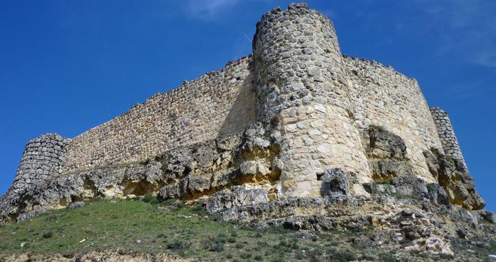 Castillo de Monteagudo de Salinas