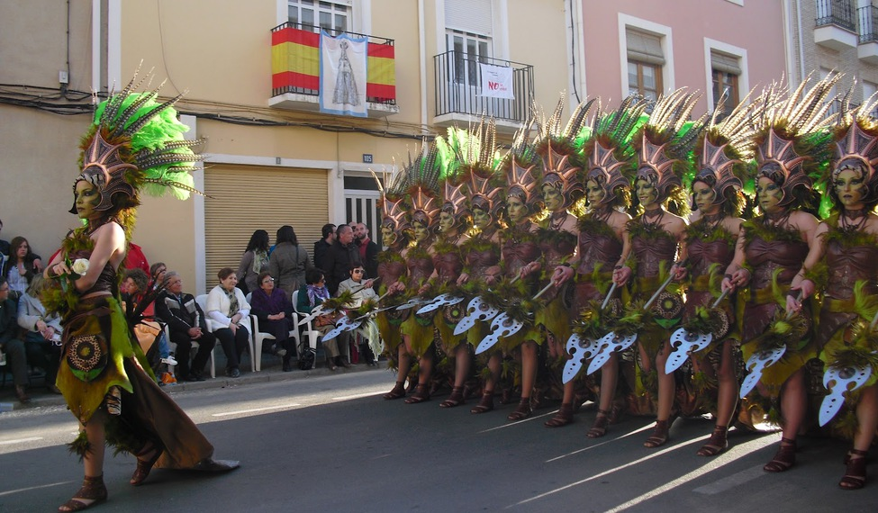 Fiestas Mayores de Almansa
