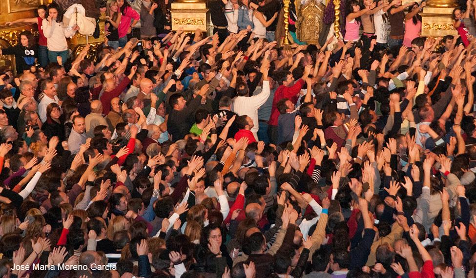 Festividad de El Vítor de Horcajo de Santiago