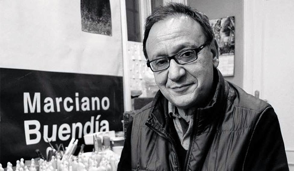 Marciano Pérez  Buendía. Ceramista.