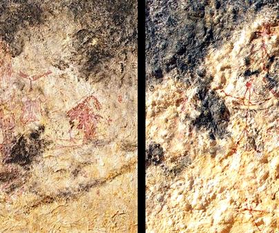 Arte rupestre –Levantino Letur