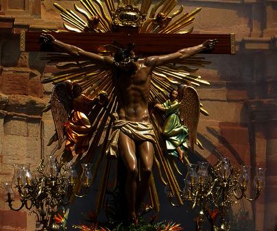Iglesia de Santa Ana en Castellar de Santiago