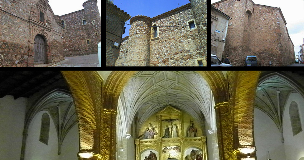 Iglesia de San Juan Bautista y Santo Domingo Silos Chillón