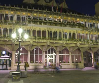 Pabellón de Ferias y Congresos de Ciudad Real