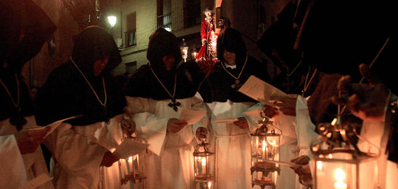 Luz de la Semana Santa