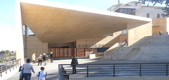Congresos Patrimonio de la Humanidad