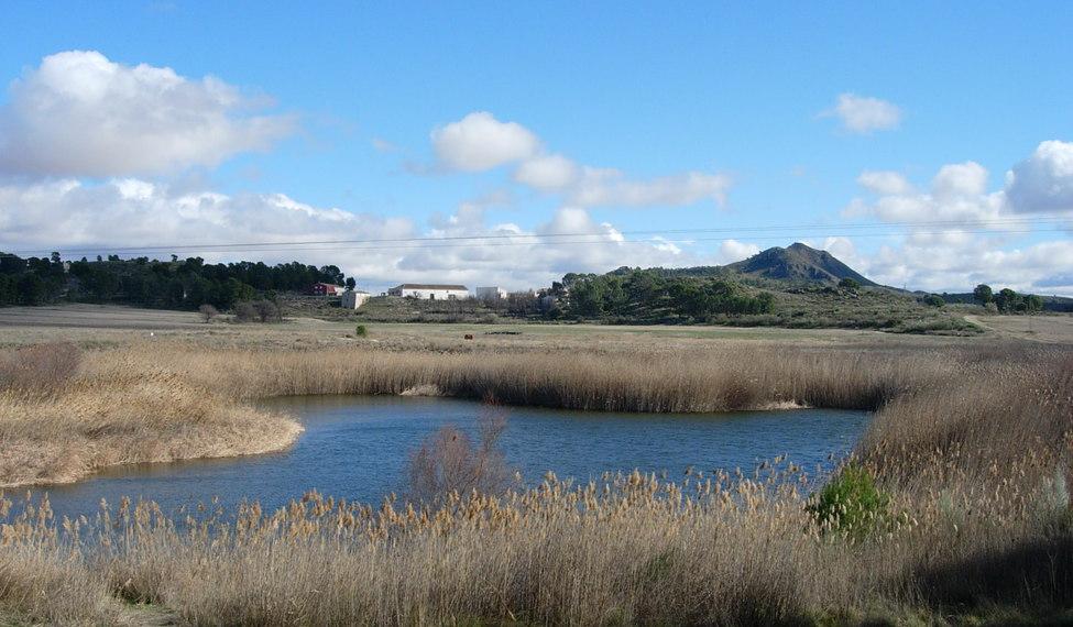 Laguna de Alboraj