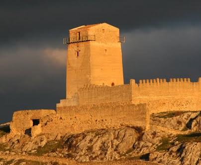 Castillo de Taibilla