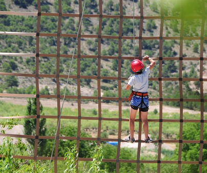 Empresa de Turismo Activo Camping Las Nogueras de Nerpio