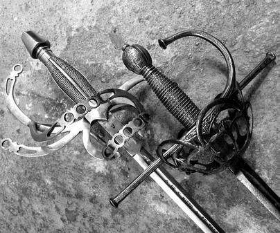 Antonio Arellano Pulgar - Espadas