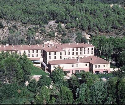Real Balneario Carlos III y Complejo Turístico Rural El Colvillo