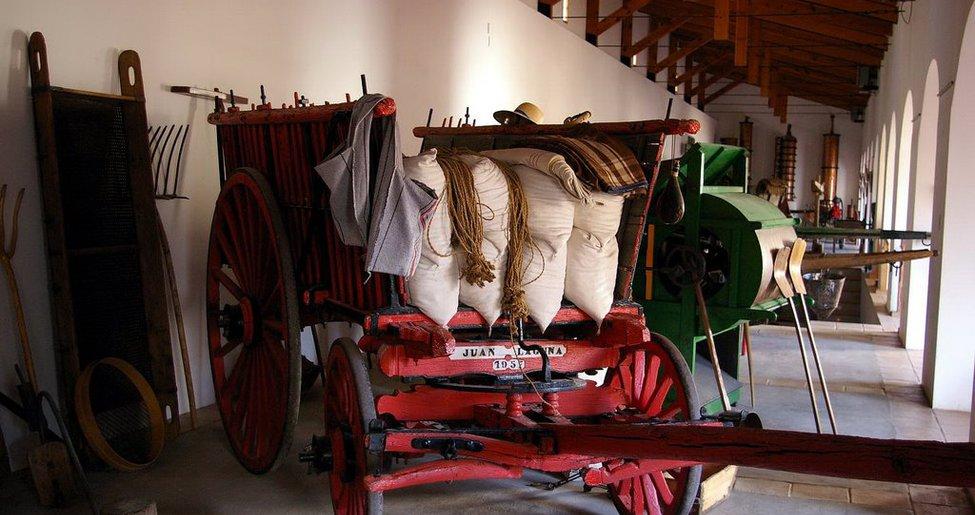 Museo del Carro y Aperos de Labranza