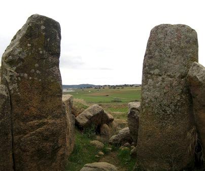 Yacimiento Arqueológico Dolmen