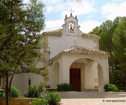 Iglesia de Cenizate