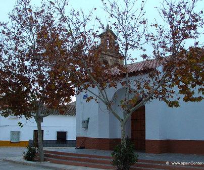 Iglesia de Santiago en Fuentealbilla